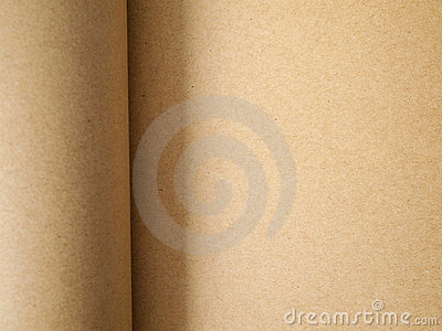 Brown chinese notebook paper