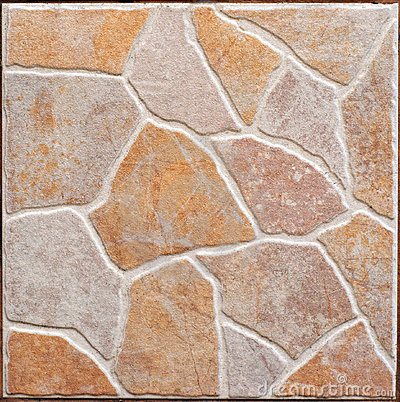 Brown decorative ceramic slab texture