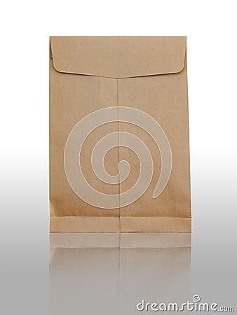 Brown envelop
