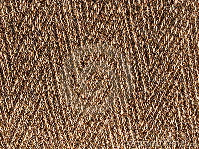 Brown fleecy fabric texture - thick woolen cloth