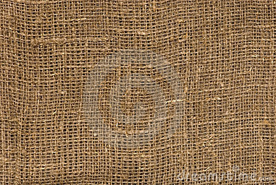 Brown Linen Canvas Texture
