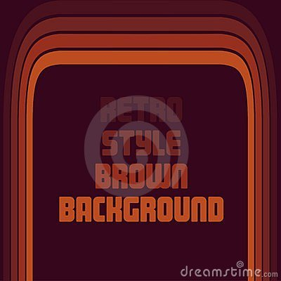 Brown lines background