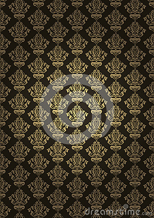 Brown luxury background