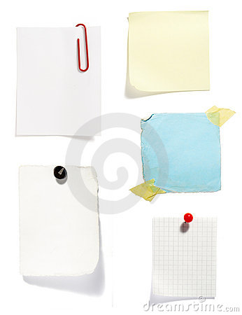 Free Brown Old Paper Note Background Royalty Free Stock Image - 12688026