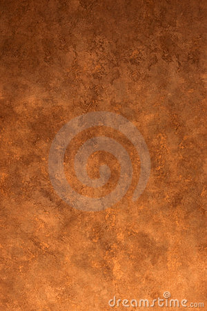 Brown Painted Canvas Background