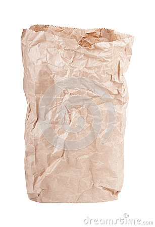 Free Brown Paper Bag Stock Photo - 28908390
