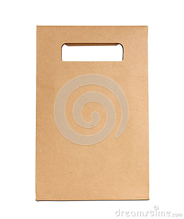 Free Brown Paper Bag Royalty Free Stock Photography - 29334647