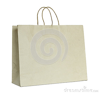 Free Brown Paper Bag Royalty Free Stock Images - 31977449