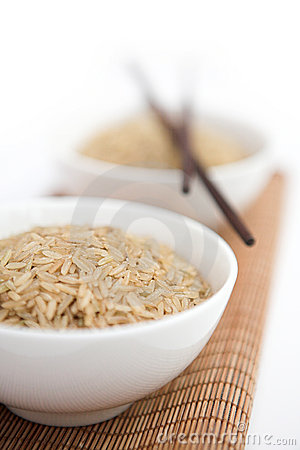 Free Brown Rice Royalty Free Stock Photos - 2391048