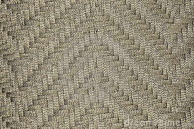 Brown Rope Fabric