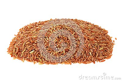 Brown ryż