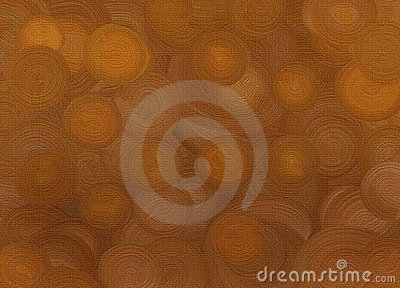 Brown  spirals background