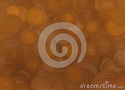 Brown  spirals background