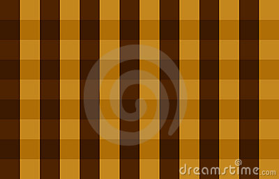 Brown Square Seamless Pattern