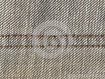 Brown stitch