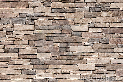 Brown Stone Wall Texture Royalty Free Stock Images - Image ...