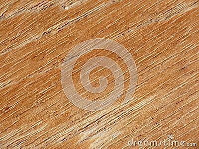 Brown teak wood