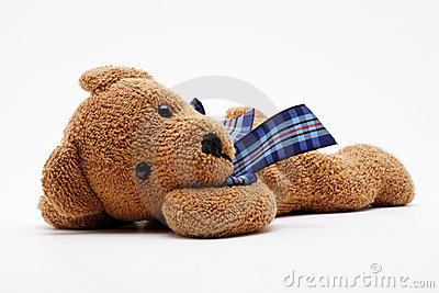 Brown teddybear
