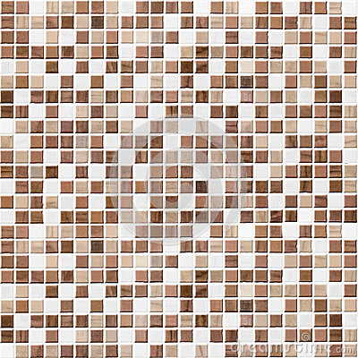 Free Brown Tiled Bathroom, Kitchen Or Toilet Tile Wall Background Royalty Free Stock Photos - 36835888