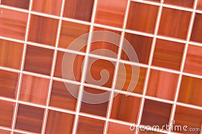 Brown tiles