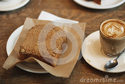 Brown Toasted Bread Near Silver Spoon Free Public Domain Cc0 Image