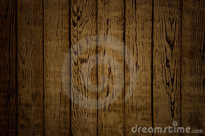 Brown Vertical Wood Texture