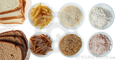 Brown vs. White: Bread, Pasta, Rice and Flour