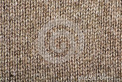 Brown Wool Texture
