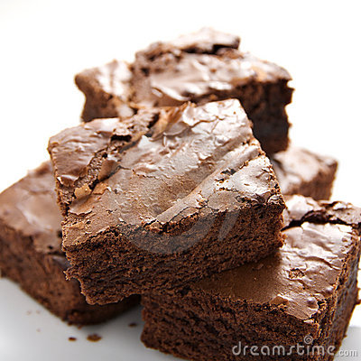 Free Brownies Royalty Free Stock Photography - 12830637