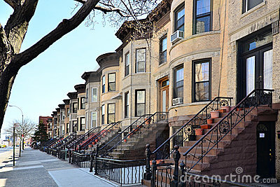 Brownstones, Brooklyn, NY