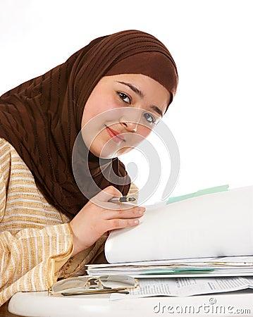Free Browsing Through Files Stock Images - 2770434