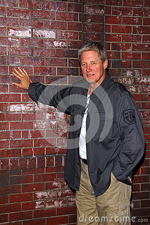 Bruce Boxleitner Editorial Stock Image