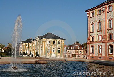 Bruchsal Fountain