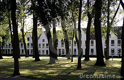 Bruges Beguinage
