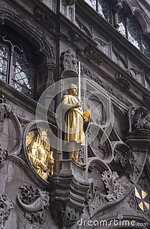 Bruges court