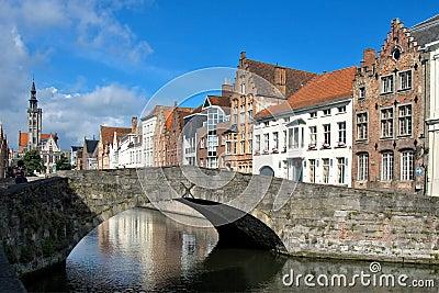 Brugge, city in Belgium
