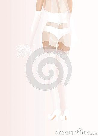 Bruids lingerie