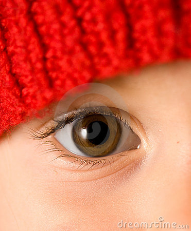 Bruin oog
