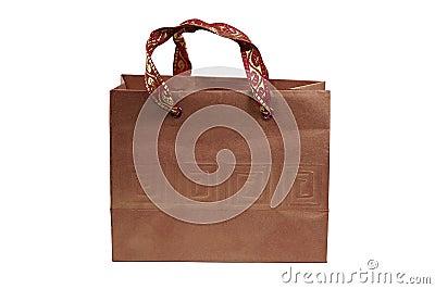 Bruine Giftbag