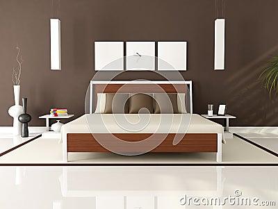 Slaapkamer bruin beste inspiratie voor huis ontwerp - Moderne design slaapkamer ...