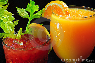 Brunch ποτά