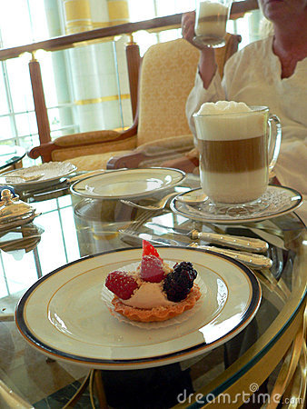 Free Brunei. High-Tea (Coffee And Cakes) Stock Photos - 1563323