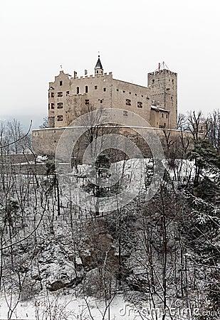 Free Brunico Castle Stock Photo - 29460290