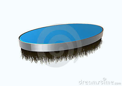 Brush Royalty Free Stock Photography - Image: 12865467