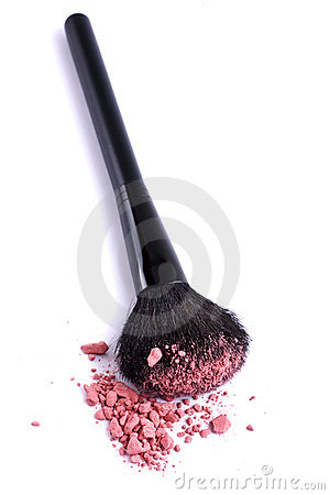 Brush make-up