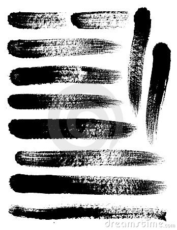 Free Brush Strokes Stock Images - 3050094