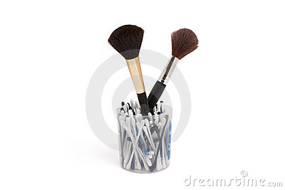 Brush and swabs