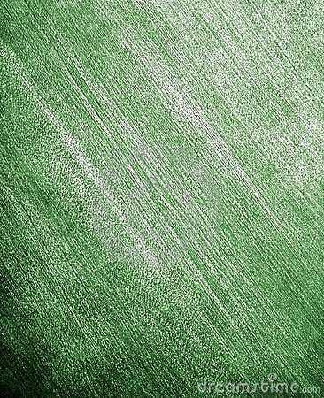 Brush texture of green paint background
