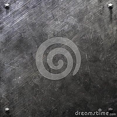 Brushed metal texture