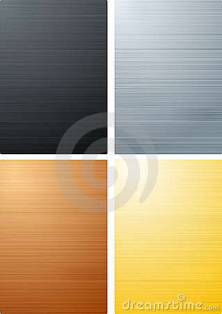 Brushed Metal Textures